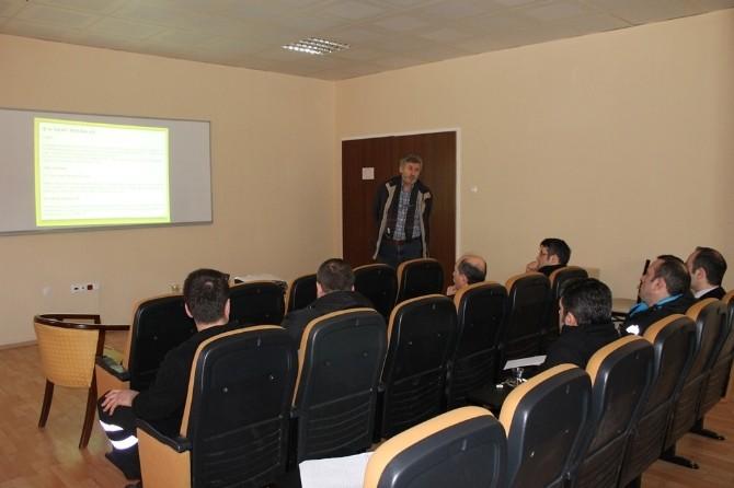 Samulaş'ta Teknik Eğitimler Devam Ediyor