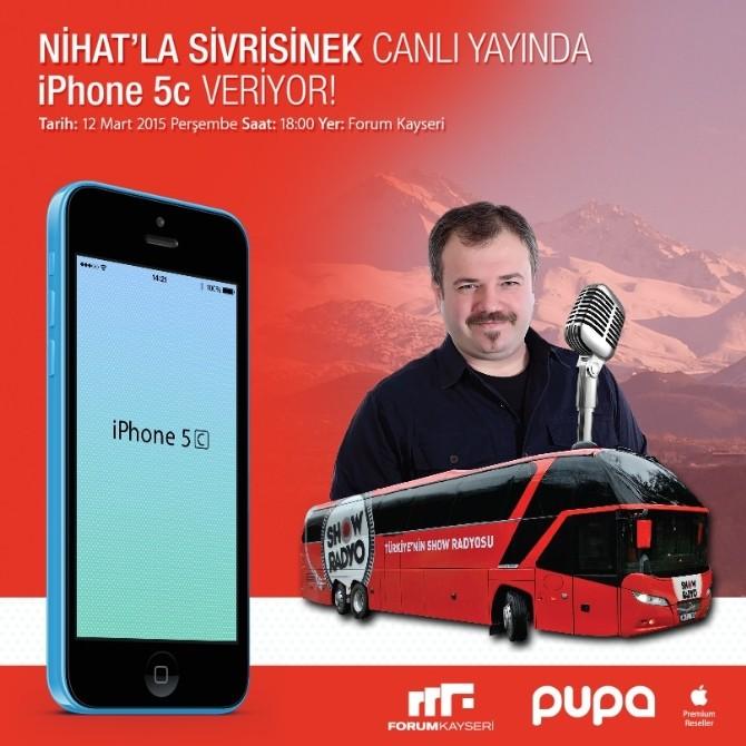 Apple Severler, Forum Kayseri'de Pupa'nın Düzenlediği Etkinlikte Buluşuyor
