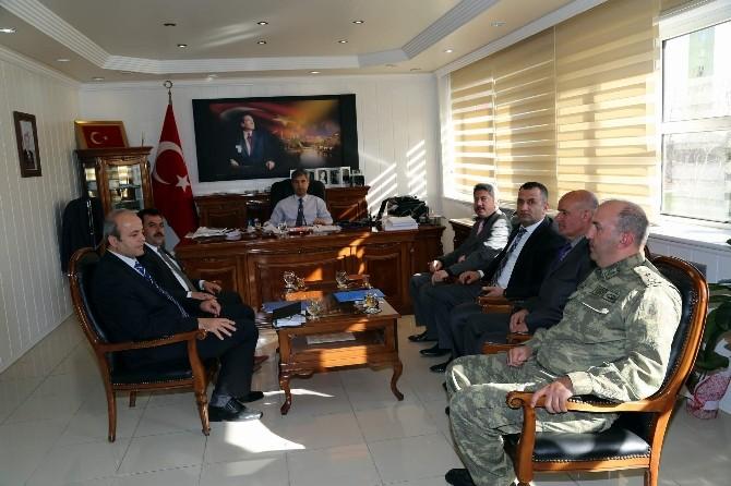 Siverek'te YGS Öncesi Güvenlik Toplantısı
