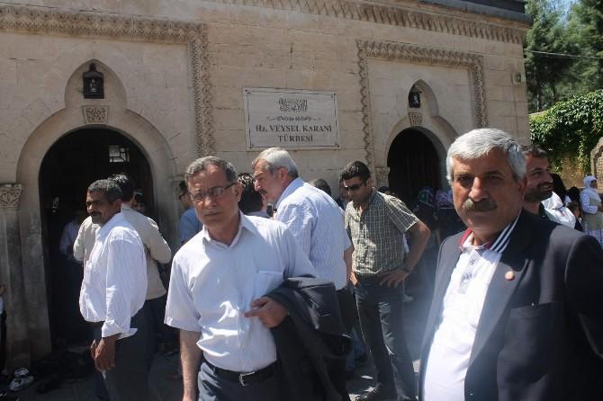 Sgd Heyeti Erzurum'a Gitti