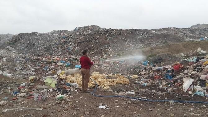 Sungurlu Belediyesi Sineksiz Bir Yaz İçin İlaçlama Yapıyor