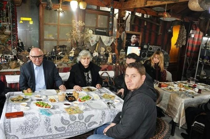 Süleymanpaşa Belediye Başkanı Ekrem Eşkinat: