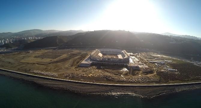 Akyazı Stadı İnşaatına Bir De Bu Açıdan Bakın
