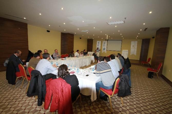 Tredaş Ve Trepaş Yöneticilerine 'Performans Değerlendirme Sistemi' Eğitimi Verildi