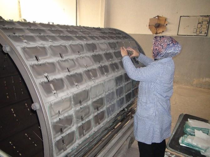 Türkiye Otomotiv Sektörünün Aynası Yozgat'ta Üretiliyor