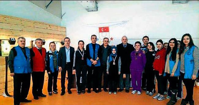 A.Ü. öğrencisi Türkiye ikincisi