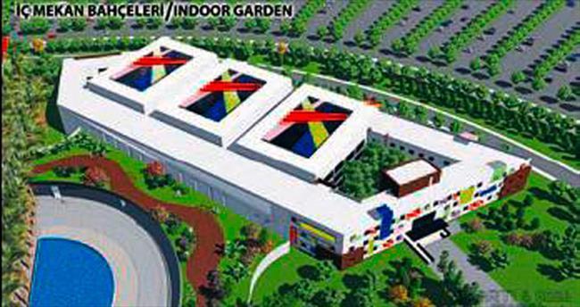 EXPO'da iç mekan bahçeleri yapılıyor