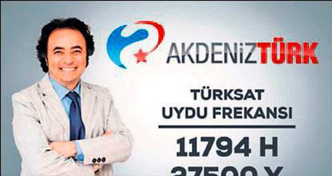 AkdenizTürk uydu yayınında