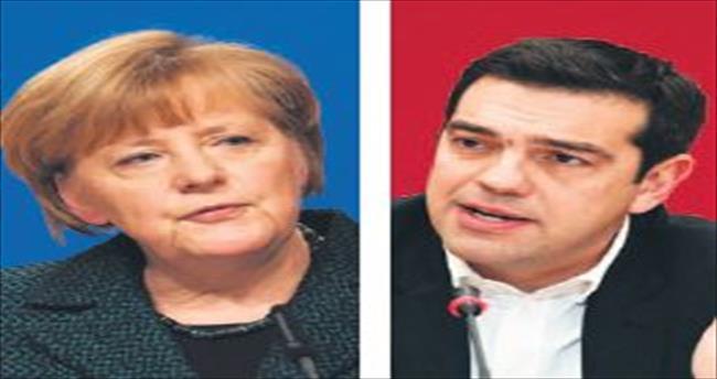 Çipras'ın Merkel'le tazminat restleşmesi