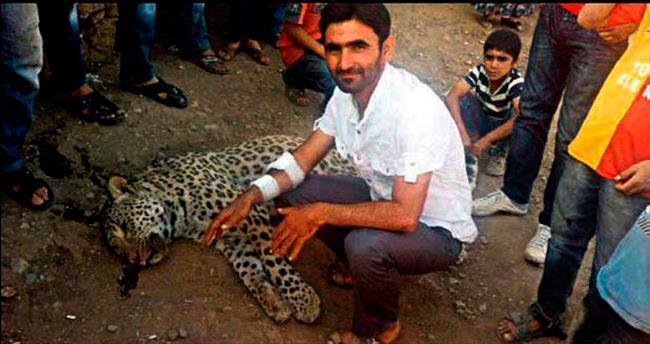 'Leoparı öldürmekten başka yol bilmiyorlardı'