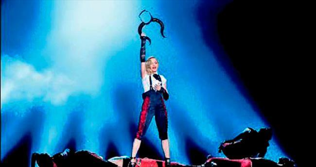 Madonna biletleri 5 dakikada bitti