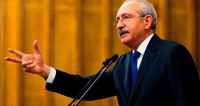 Kılıçdaroğlu'na Kabataş davası
