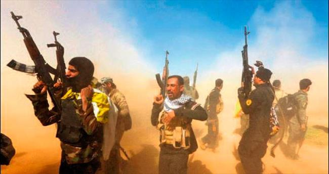 Irak ordusu Tikrit'e girdi