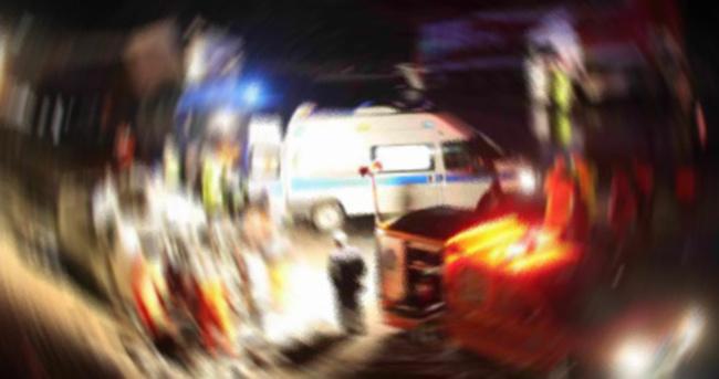 Zonguldak'ta zincirleme kaza