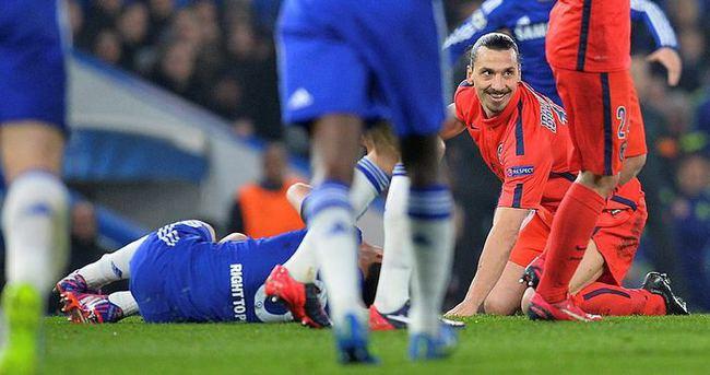 Ibrahimovic: Chelseali futbolcular bebek gibi ağladılar