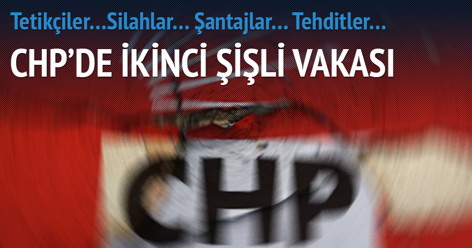 CHP'li Çukurova Belediyesi'nde skandal