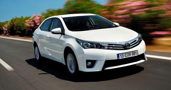 Toyota 112 bin 500 aracını geri çağırdı