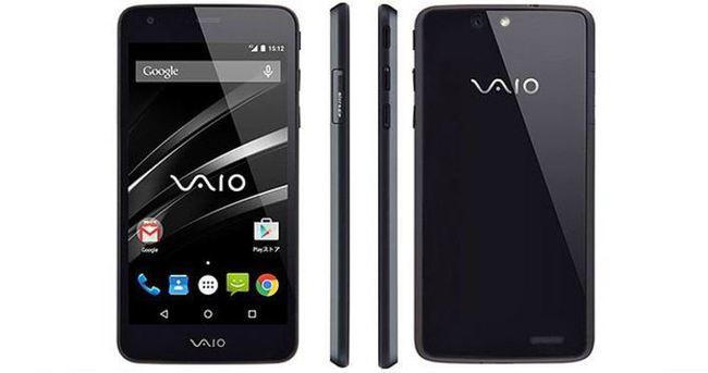 VAIO da akıllı telefon rekabetine giriyor