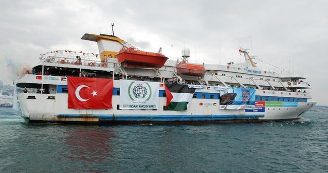 Mavi Marmara davasında keşif kararı
