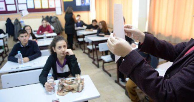 Bakanlık'tan TEOG adaylarına test desteği