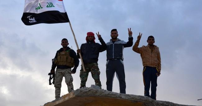 IŞİD Tikrit'te geriliyor
