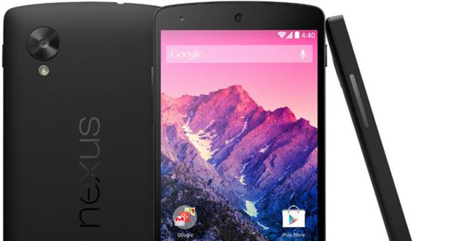 Nexus 5 için yolun sonu!