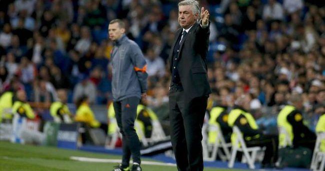Perez'den Ancelotti'ye güvenoyu