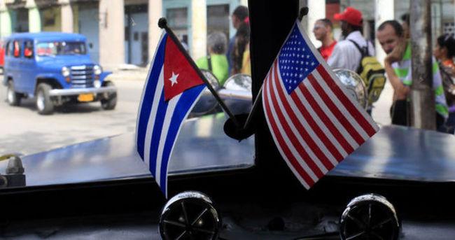 ABD ve Küba 15 yıl sonra görüşecek