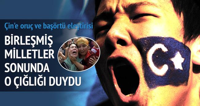 BM'den Çin'e Uygur Türkleri eleştirisi