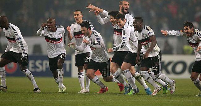 Beşiktaş-Brugge maçı özeti ve golleri (BJK Brugge geniş özet) - İstanbul'da görüşürüz