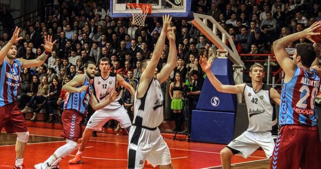 Trabzonspor'da Final-Four sevinci