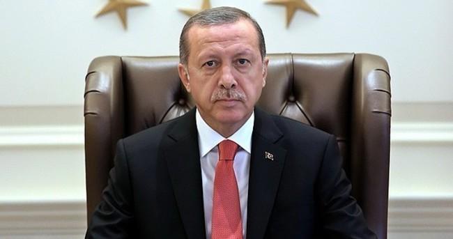 Erdoğan'dan Erol Büyükburç için başsağlığı mesajı: Hüznümüz var