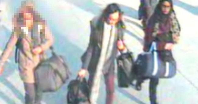 İngiliz kızlara yardım ettiği belirlenen kişi gözaltına alındı