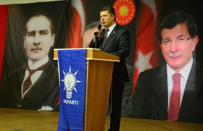 """Özkan: """"Manisa'da 12 Yılda Eğitime 706 Milyon TL'lik Yatırım Yapıldı"""""""