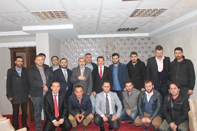 "Atalay ""Trabzon Sporun Ve Turizmin Marka Kenti Olacak"""