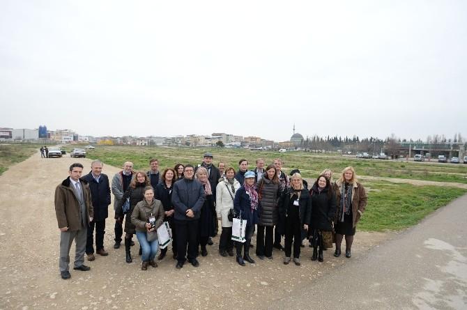 Avrupalılar Soğanlı Kentsel Dönüşüm Projesine Hayran Kaldı