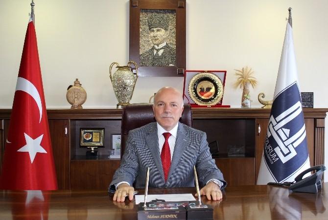 Başkan Sekmen'den 12 Mart Erzurum'un Kurtuluşunun Yıldönümü Mesajı