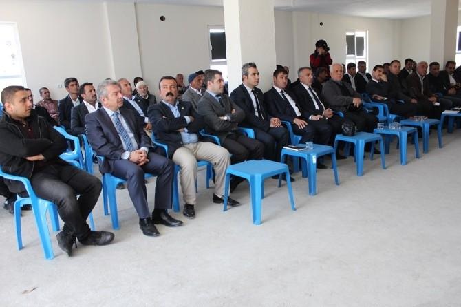 Sason Çilek Üreticiler Birliği 1. Olağan Genel Kurul Toplantısı Yapıldı