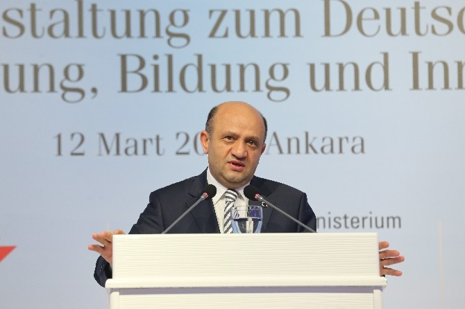 Türk-alman Bilim Yılı Kapanış Töreni