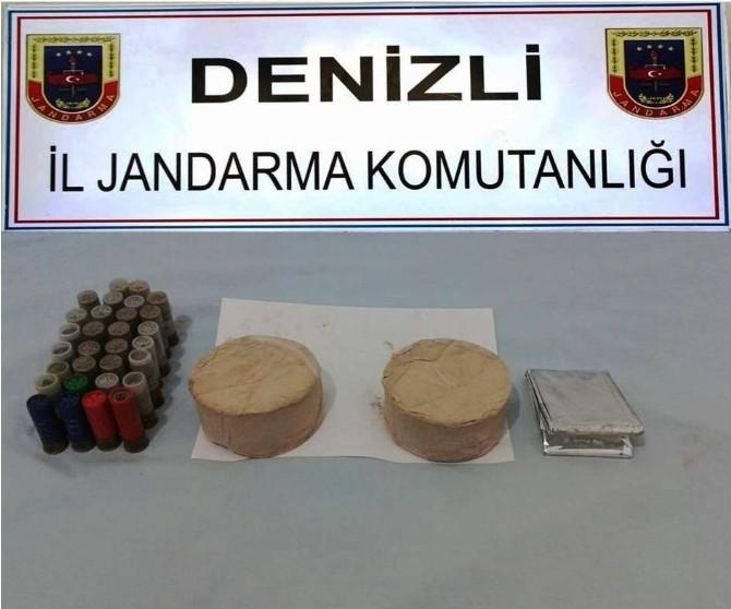 Denizli'de Uyuşturucu Operasyonu: 2 Tutuklama