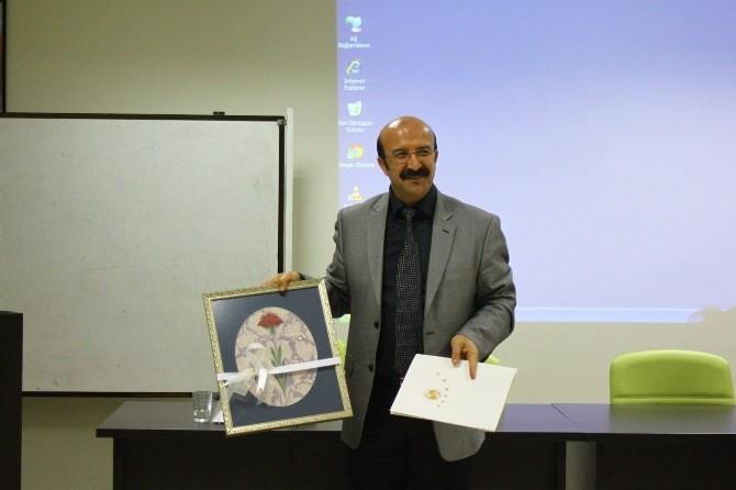 SAÜ'de 'Fikri Mülkiyet Hakları' İsimli Söyleyişi