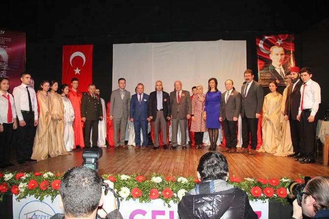 Giresun'da İstiklal Marşı'nın Kabulü Çeşitli Etkinlikler İle Kutlanıyor
