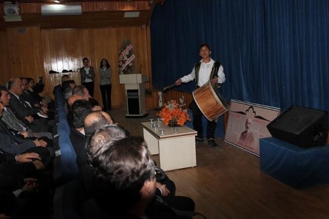 İstiklal Marşı'nın Kabulünün 94. Yıl Dönümü Sungurlu'da Kutlandı