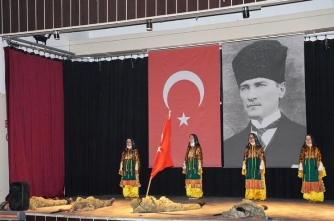 Acıpayam'da İstiklal Marşının Kabulünün 94.yılı Kutlandı