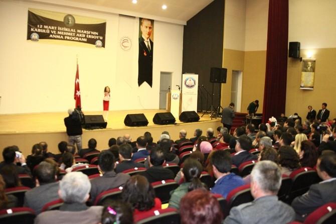 İstiklal Marşı Şampiyonu Duygu Dolu Anlar Yaşattı
