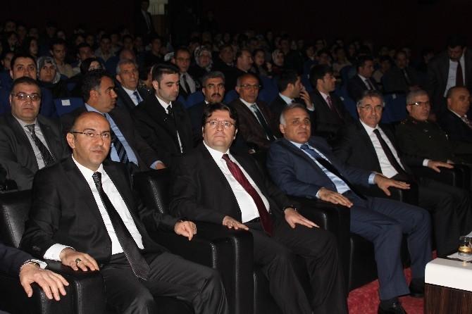 İstiklal Marşı'nın Kabulü Ve Mehmet Akif Ersoy'u Anma Etkinlikleri