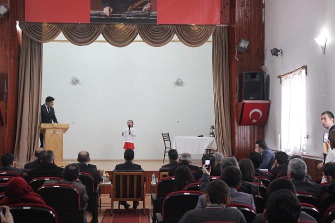 Azdavay'da Mehmet Akif Ersoy Anıldı
