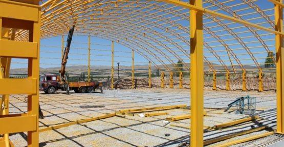 """Malatya'nın Az Gelişmiş Bölgelerine """"Semt Sahaları"""" Projesi"""