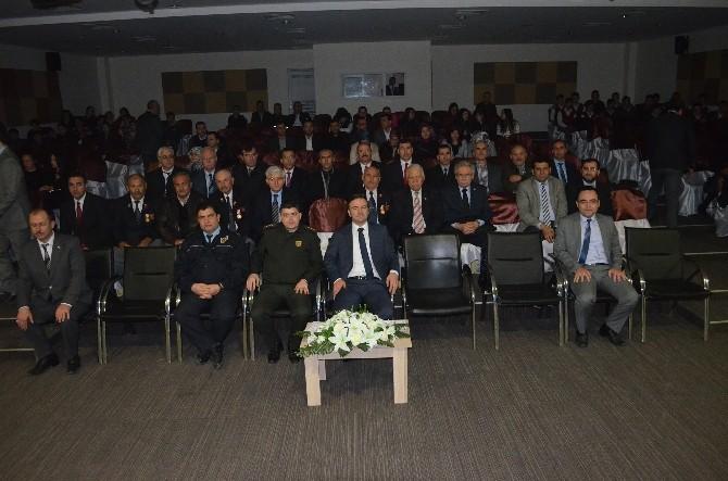 Kula'da Mehmet Akif Ersoy Anıldı