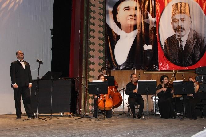 Mersin'de İstiklal Marşı'nın Kabulü Kutlandı